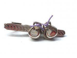 Pisacorbata Lila Metal2